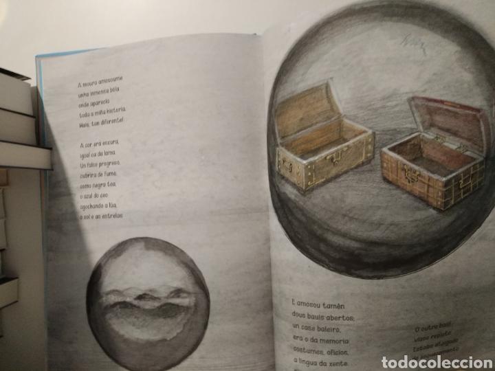 Libros: Bambán de vento. Hortensia Bautista. Aurora Quintero. Cuento gallego. Cómic lingua Galega - Foto 4 - 260077380