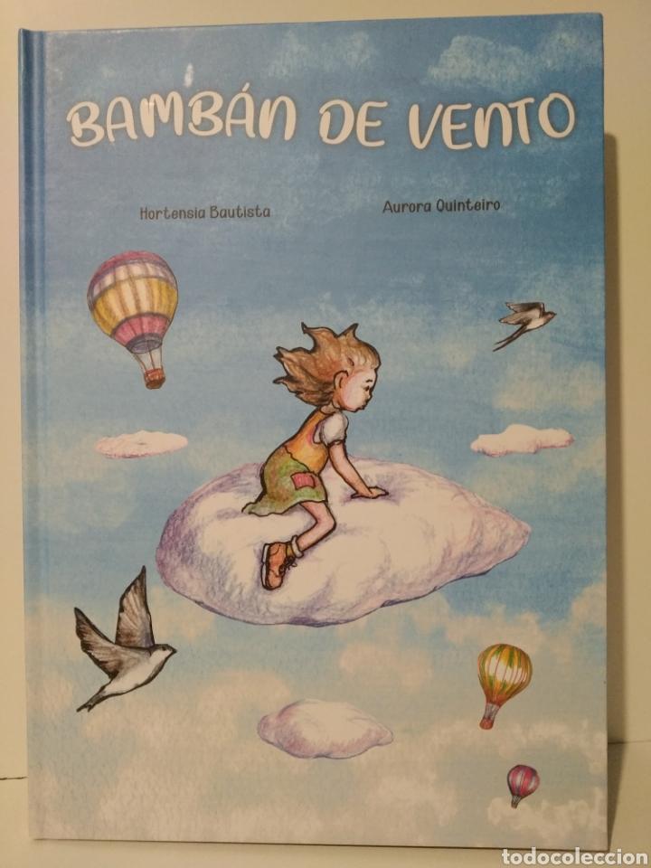 BAMBÁN DE VENTO. HORTENSIA BAUTISTA. AURORA QUINTERO. CUENTO GALLEGO. CÓMIC LINGUA GALEGA (Libros Nuevos - Literatura Infantil y Juvenil - Literatura Infantil)