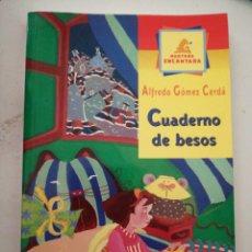 Libros: CUADERNO DE BESOS. MONTAÑA ENCANTADA. Lote 262053455