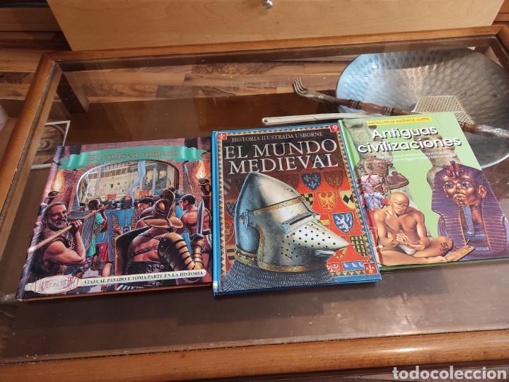 3 LIBROS INFANTILES EDUCATIVOS (Libros Nuevos - Literatura Infantil y Juvenil - Literatura Infantil)