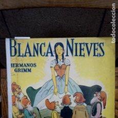 Libros: HERMANOS GRIMM.BLANCANIEVES. Lote 262902795