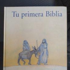 Libros: TÚ PRIMERA BIBLIA. Lote 262933950