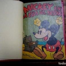 Libros: DISNEY WALT. MICKEY EN LA ISLA DEL TESORO.. Lote 263283355