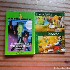 Libros: PACK LIBROS INFANTILES. Lote 267504989