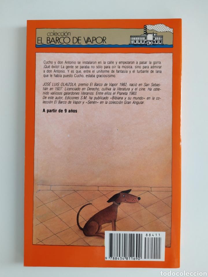 Libros: Cucho El Barco de Vapor - Foto 2 - 267522949