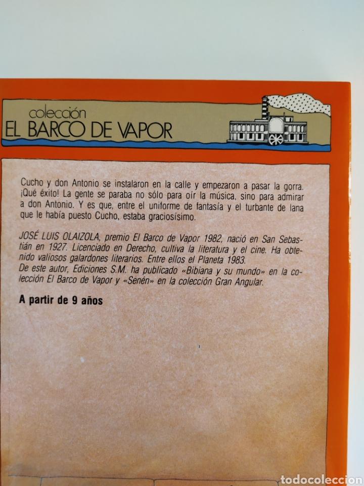 Libros: Cucho El Barco de Vapor - Foto 3 - 267522949