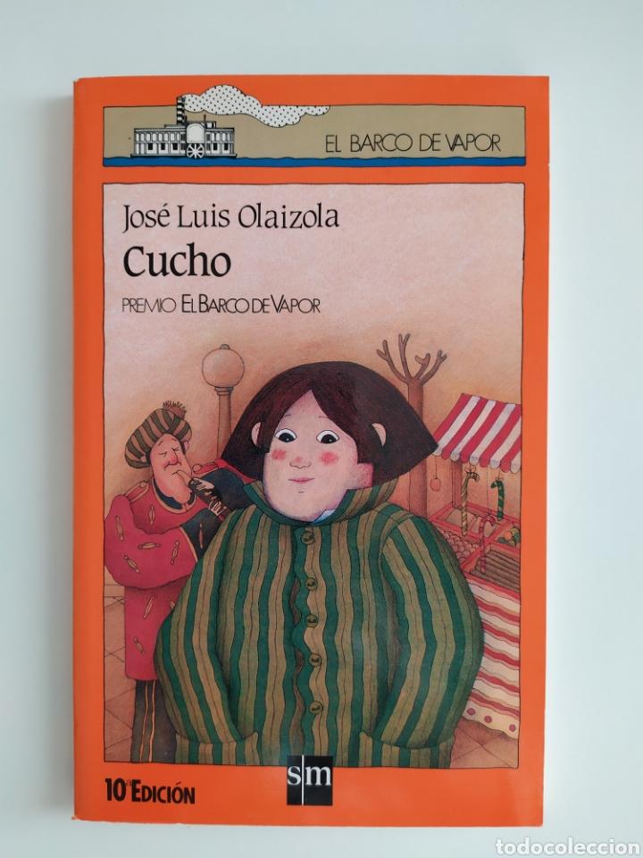 CUCHO EL BARCO DE VAPOR (Libros Nuevos - Literatura Infantil y Juvenil - Literatura Infantil)