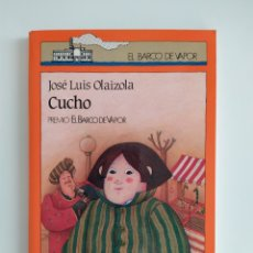 Libros: CUCHO EL BARCO DE VAPOR. Lote 267522949