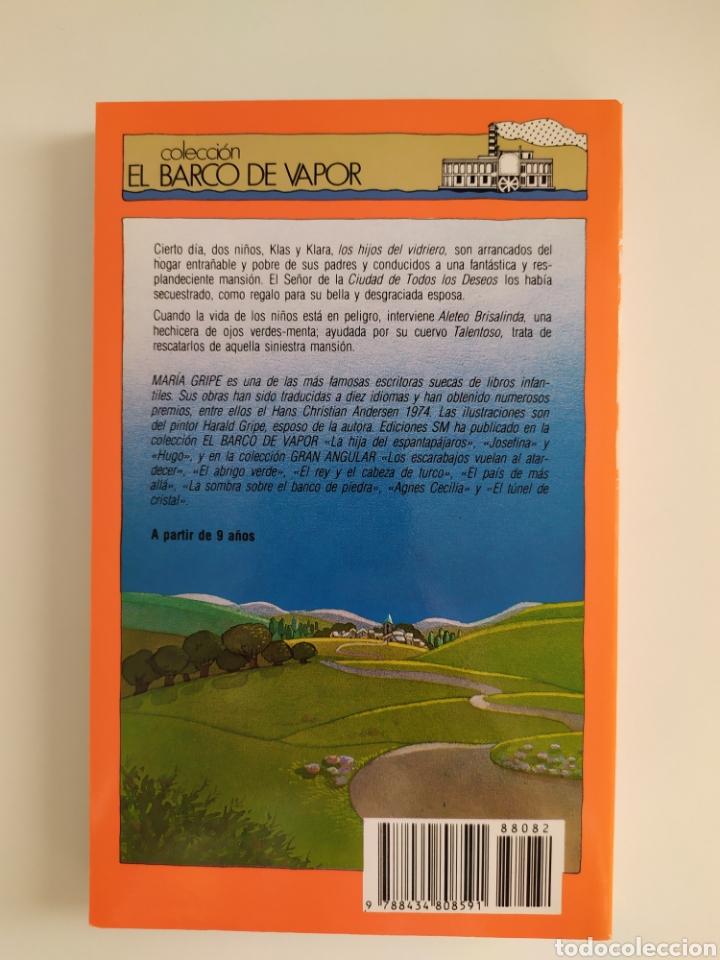 Libros: Los Hijos del Vidriero El Barco de Vapor - Foto 2 - 267523429