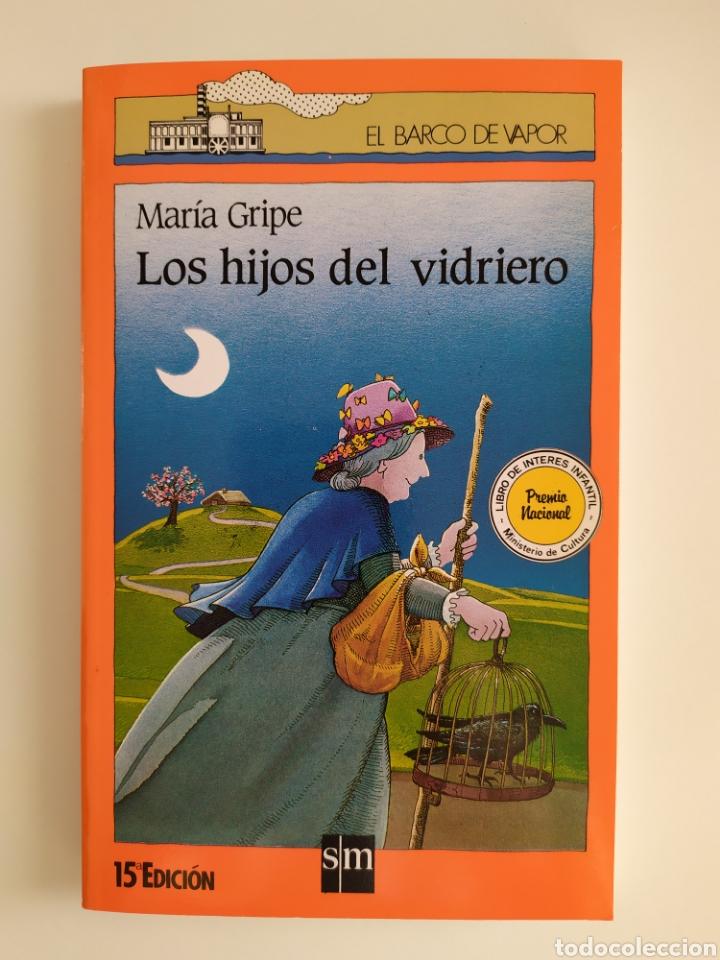 LOS HIJOS DEL VIDRIERO EL BARCO DE VAPOR (Libros Nuevos - Literatura Infantil y Juvenil - Literatura Infantil)