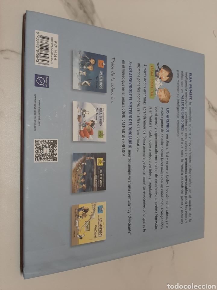 Libros: Los atrevidos y el misterio del dinosaurio - Foto 2 - 268156544