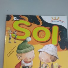 Libros: EL SOL . ROCIO BONILLA . EDEBE. CATALÁN. Lote 269279018