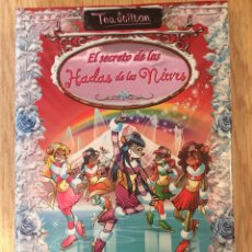 """Libros: """"EL SECRETO DE LAS HADAS DE LAS NIEVES"""". Lote 269477473"""