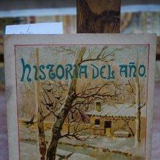 Libros: ANDERSEN.HISTORIA DEL AÑO.CUENTOS PARA LOS NIÑOS.. Lote 269655848