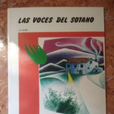 Libros: LIBRO LAS VOCES DEL SOTANO J.M MORE COLECCION ANTARES. Lote 271140953