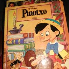 Libros: CUENTO DESPLEGABLE PINOCHO. Lote 271983838