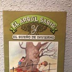Libros: ÁRBOL SABIO. Lote 273775648