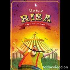Libros: MUERTO DE RISA. Lote 273946043