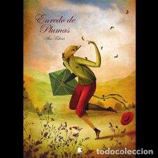 Libros: ENREDO DE PLUMAS. Lote 273946243
