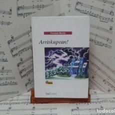 Libros: ARRISKUPEAN!. FERNANDO MORILLO. Lote 275027128