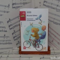 Libros: 3333. RICARDO GOMEZ. Lote 275027628