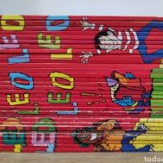 Livros: LOTE 32 LIBROS LEO LEO DEL NÚMERO 98 - 130 NUMEROS CONSECUTIVOS EN & B BAYARD REVISTAS LIBRO AÑOS 90. Lote 275893593