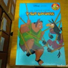 Libros: DISNEY - EL EMPERADOR Y SUS LOCURAS. Lote 276200723