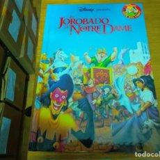 Libros: DISNEY - EL JOROBADO DE NOTRE DAME. Lote 276200788