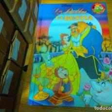 Libros: DISNEY - LA BELLA Y LA BESTIA. Lote 276201268