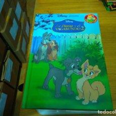 Libros: DISNEY - LA DAMA Y EL VAGABUNDO 2. Lote 276201363