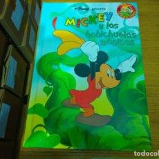 Libros: DISNEY - MICKEY Y LAS HABICHUELAS MAGICAS. Lote 276201628