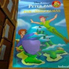 Libros: DISNEY - PETER PAN EN REGRESO AL PAIS DE NUNCA JAMAS. Lote 276201773