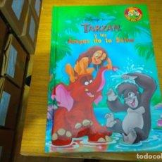 Libros: DISNEY - TARZAN Y LOS JUEGOS DE LA SELVA. Lote 276202528