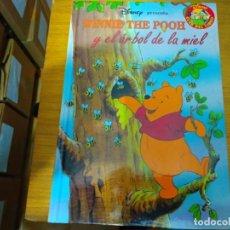 Libros: DISNEY - WINNIE THE POOCH Y EL ARBOL DE LA MIEL. Lote 276202923