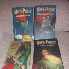 Libros: HARRY POTTER. Lote 276607288
