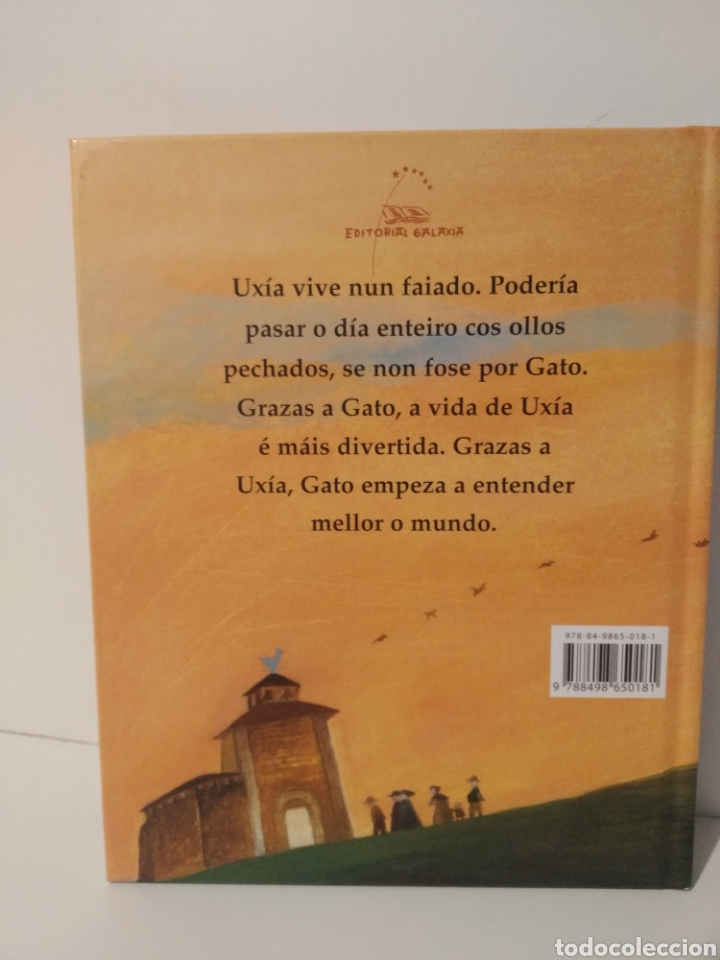 Libros: A Festa no faiado. María Victoria Moreno. Irene Fra. Arbore galaxia. En gallego - Foto 2 - 277447778