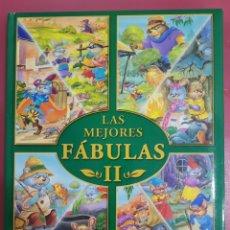 Libros: LAS MEJORES FABULAS 2. Lote 278540198