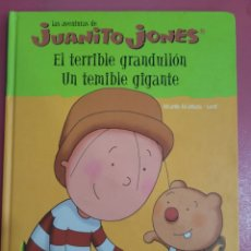 Libros: LAS AVENTURAS DE JUANITO JONES. Lote 278540273