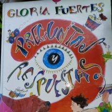Libros: PREGUNTAS Y RESPUESTAS, GLORIA FUERTES, SUSAETA. Lote 280607353