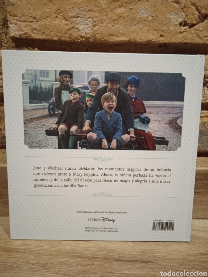 Libros: El regreso de Mary Poppins. La magia de Mary Poppins. Disney - Foto 3 - 287621078