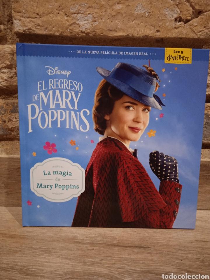 EL REGRESO DE MARY POPPINS. LA MAGIA DE MARY POPPINS. DISNEY (Libros Nuevos - Literatura Infantil y Juvenil - Literatura Infantil)