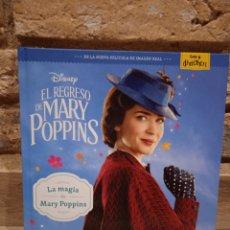 Libros: EL REGRESO DE MARY POPPINS. LA MAGIA DE MARY POPPINS. DISNEY. Lote 287621078