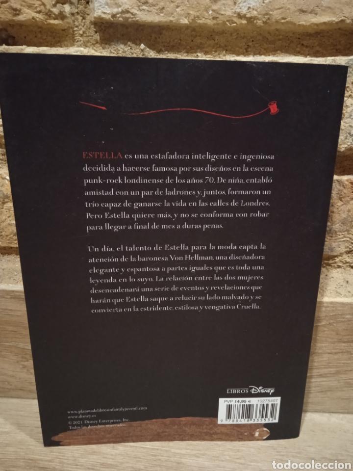 Libros: Cruella. La novela. Disney - Foto 2 - 287622413