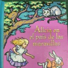 Libros: ALICIA EN EL PAÍS DE LAS MARAVILLAS CUENTO POP UP. Lote 287853468
