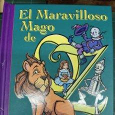 Libros: EL MARAVILLOSO MAGO DE OZ LIBRO POP UP. Lote 287854178