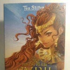 Libros: TEA STILTON. SYBIL. PRINCESAS DEL ALBA. DESTINO. TAPA DURA 2021. 1 EDICION. Lote 287960588