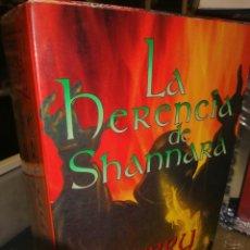 Libros: LA HERENCIA DE SHANNARA TERRY BROOKS. Lote 288715658