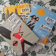 Libros: ESTO ES..., M SASEK, AÑO 2011 , (EL PATITO EDITORIAL), UN CLÁSICO INFANTIL!!. Lote 292214223