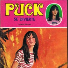Libros: PUCK SE DIVIERTE. Lote 292265533