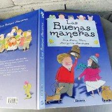 Libros: LAS BUENAS MANERAS,TAPA DURA,SUSAETA,177 PAGINAS. Lote 292615903